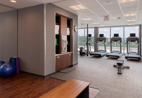 Huntington, Virginia Occidental: Fitness Center