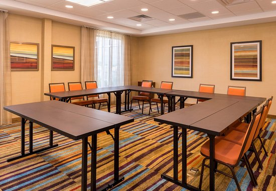 Huntington, Virginia Occidental: Meeting Room