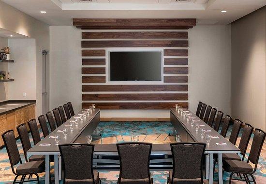 Watertown, MA: East End Meeting Room - U-Shape Setup
