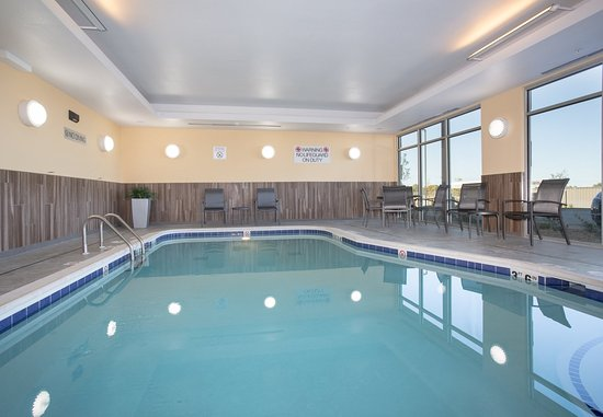 Burlington, CO: Indoor Pool