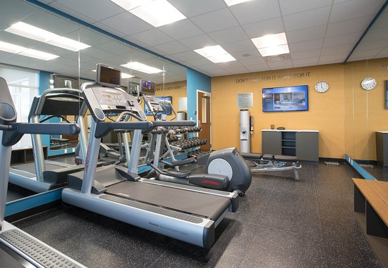 Burlington, CO: Fitness Center