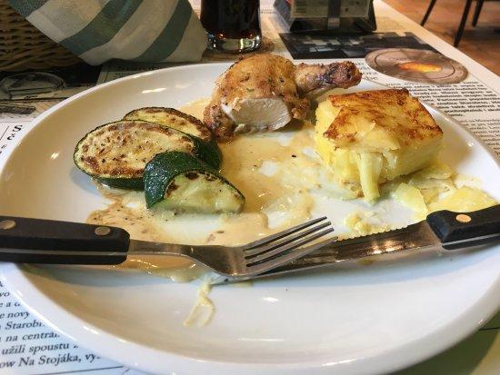 Pivovarska pivnice : Tasty and delicious!