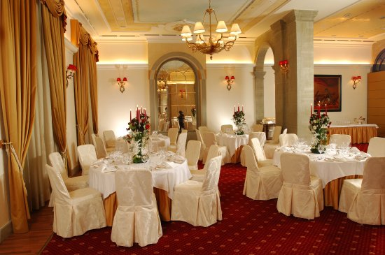 Hotel Metropole Geneve: Arlequin Banquet Room