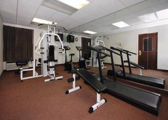 ตาร์โบโร, นอร์ทแคโรไลนา: Fitness Room