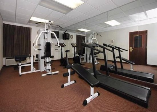 Tarboro, Carolina del Norte: Fitness Room