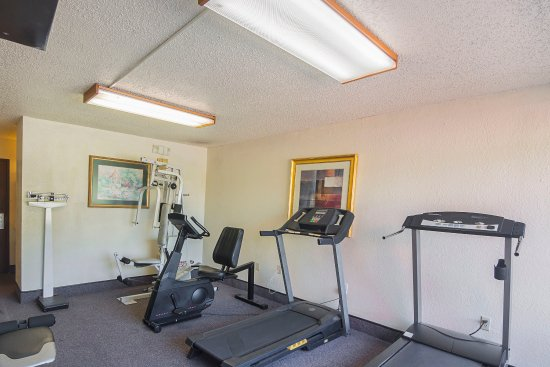 Sulphur Springs, TX: Fitness center
