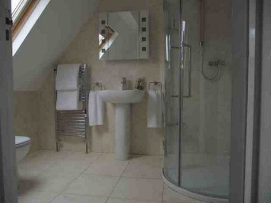 Whitwell, UK: The Niton Suite Bathroom