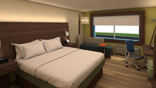 McKinney, TX: King Guest Room