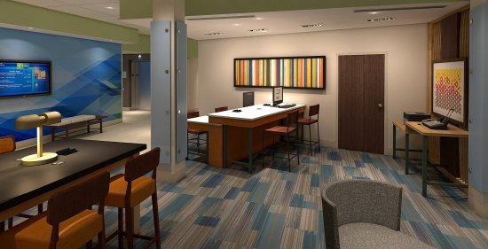 McKinney, TX: Business Center