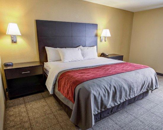Lenexa, KS: Standard Rooms Bedroom