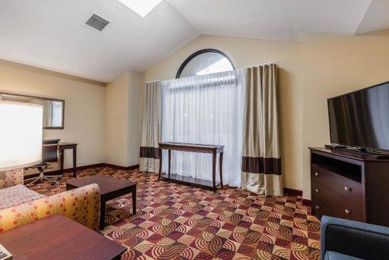 Jasper, ألاباما: Guest Room