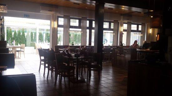 Tamm, Tyskland: Speiseraum