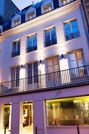 Hotel le Bellechasse: Exterior