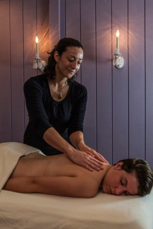 Glen Gordon Manor: Spa Treatment