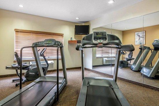 Emporia, KS: Fitness center