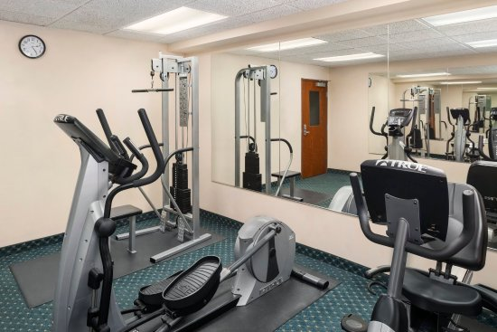 Jonesborough, TN: Fitness Center