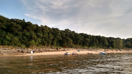 Knoxville, IA: Nice beaches