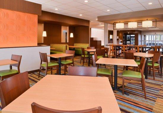 Martinsburg, Virgínia Ocidental: Breakfast Seating Area
