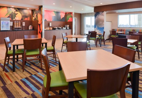 Martinsburg, WV: Breakfast Seating Area