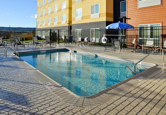 Martinsburg, Virgínia Ocidental: Outdoor Pool