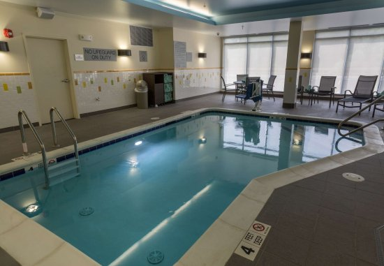 Geneva, NY: Indoor Pool