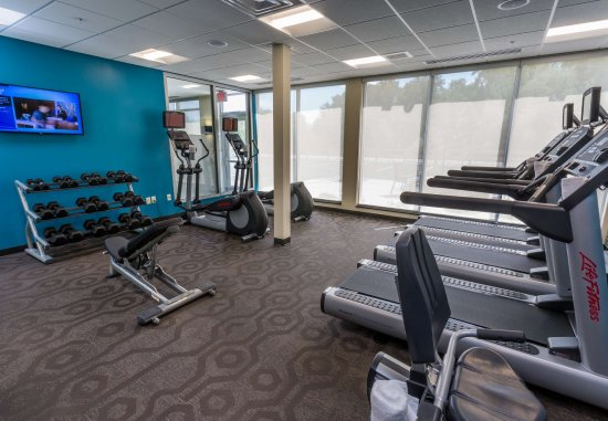 Geneva, NY: Fitness Center