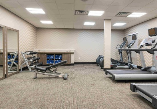 Wauwatosa, WI : Fitness Center