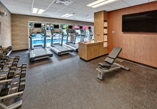 Auburn, AL: Fitness Center