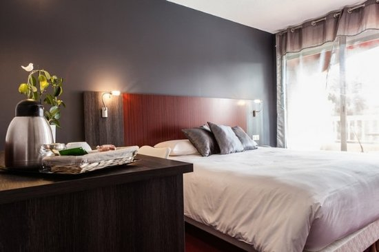 Saint-Jean-de-Vedas, France: Room