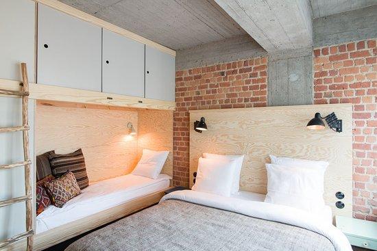 Сен-Жиль, Бельгия: Quadruple Room