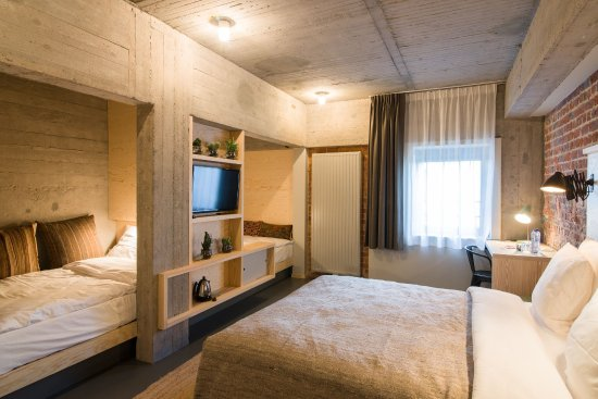 Сен-Жиль, Бельгия: Family Room ( 6 persons )