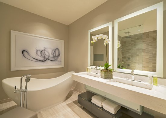 The Woodlands, TX: Presidential Suite - Bathroom