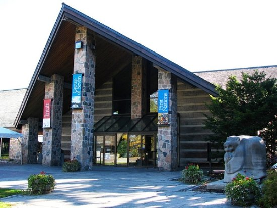 King City, แคนาดา: Attraction: McMichael's Art Gallery