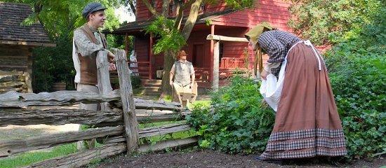 King City, Kanada: Attraction: Black Creek Village