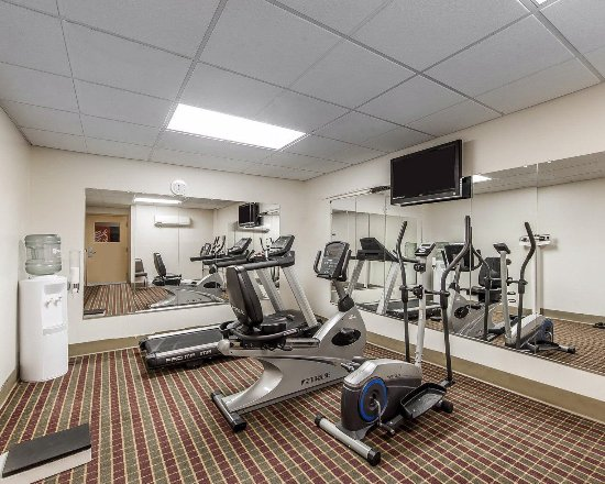 Portsmouth, OH: Fitness Room