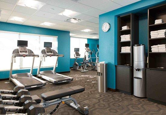 Folsom, CA: Fitness Center
