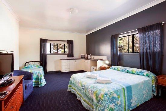 Atherton, Australien: Guest Room