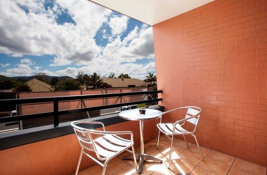 Atherton, Australia: Standard Spa Balcony