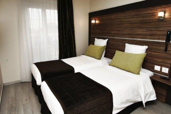 Qualys Hotel Apolonia Mouffetard Paris 5