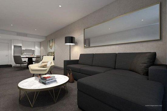 Chatswood, Australië: Executive One Bedroom