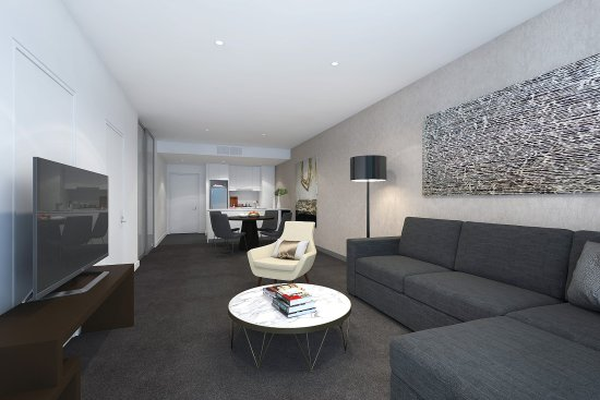Silkari Suites Chatswood Room