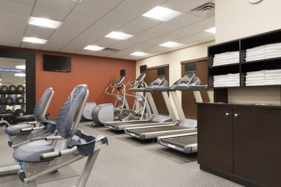 Niles, OH: Fitness Center
