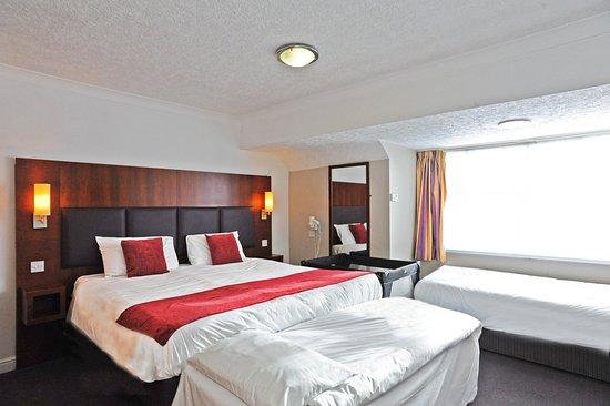 Darrington, UK: Family Room Sleeps 4