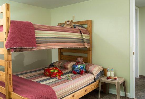 Hawley, Pensilvania: Silver Birches Rooms Bunkhouse
