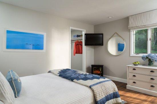 Hawley, Pensilvania: Standard Queen Room At Silver Birches Resort