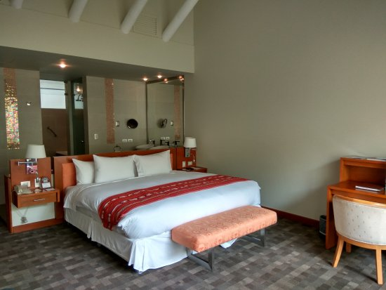 Aranwa Sacred Valley Hotel & Wellness : View of the room