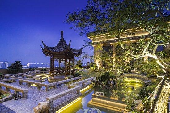Diaoyutai Hotel Hangzhou: Hotel Sky Garden
