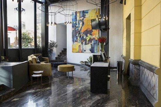 Puebla, Mexico: 142304 Lobby