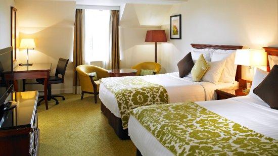 Kirknewton, UK : Dalmahoy Hotel & Country Club - Deluxe Room