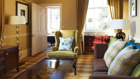 Kirknewton, UK : Dalmahoy Hotel & Country Club - Morton Suite